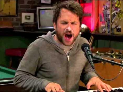Charlie Playing Keyboard