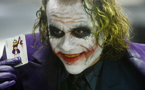 The Joker (Heath Ledger Version)